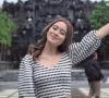 Profil Model Laura Theux yang Juga Artis Handal