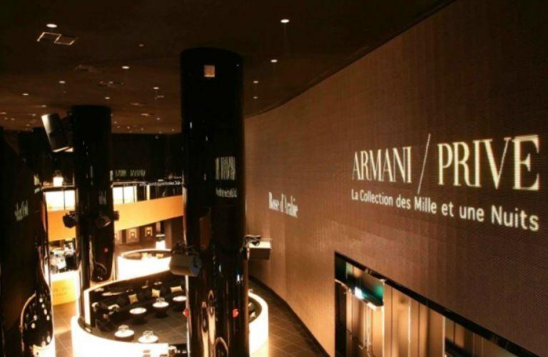 Armani Prive Salah Satu Club Paling Terkenal Di Burj Khalifa Dubai
