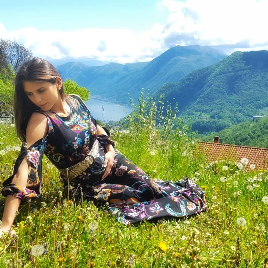 Elena Tambini, Model Cantik Sekaligus Wasit Serie A Italia