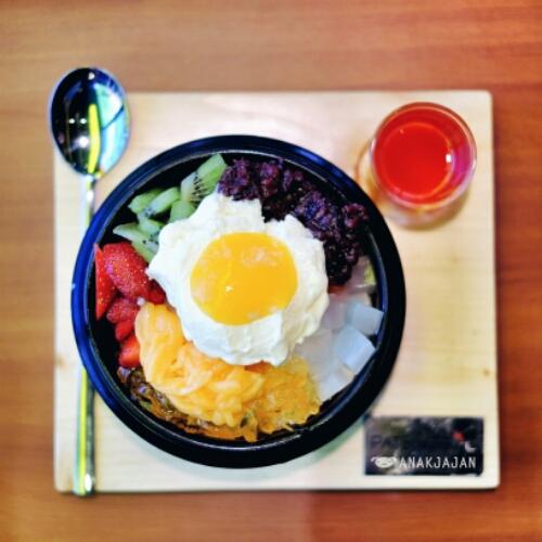 Mencoba Korean Dessert Di PatBingSoo Alam Sutera