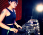 Louisa Pillot, DJ Sekaligus Vokalis Dengan Wajah Eksotis