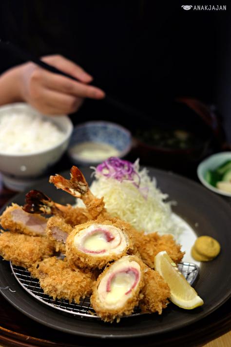 Katsutoku, Restoran Para Pecinta Katsu