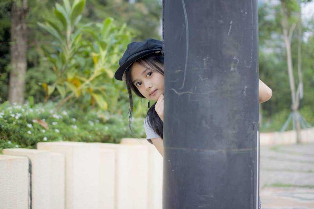 Potret Fera Jelita, Selebgram Asal Bandung yang Sangat Imut
