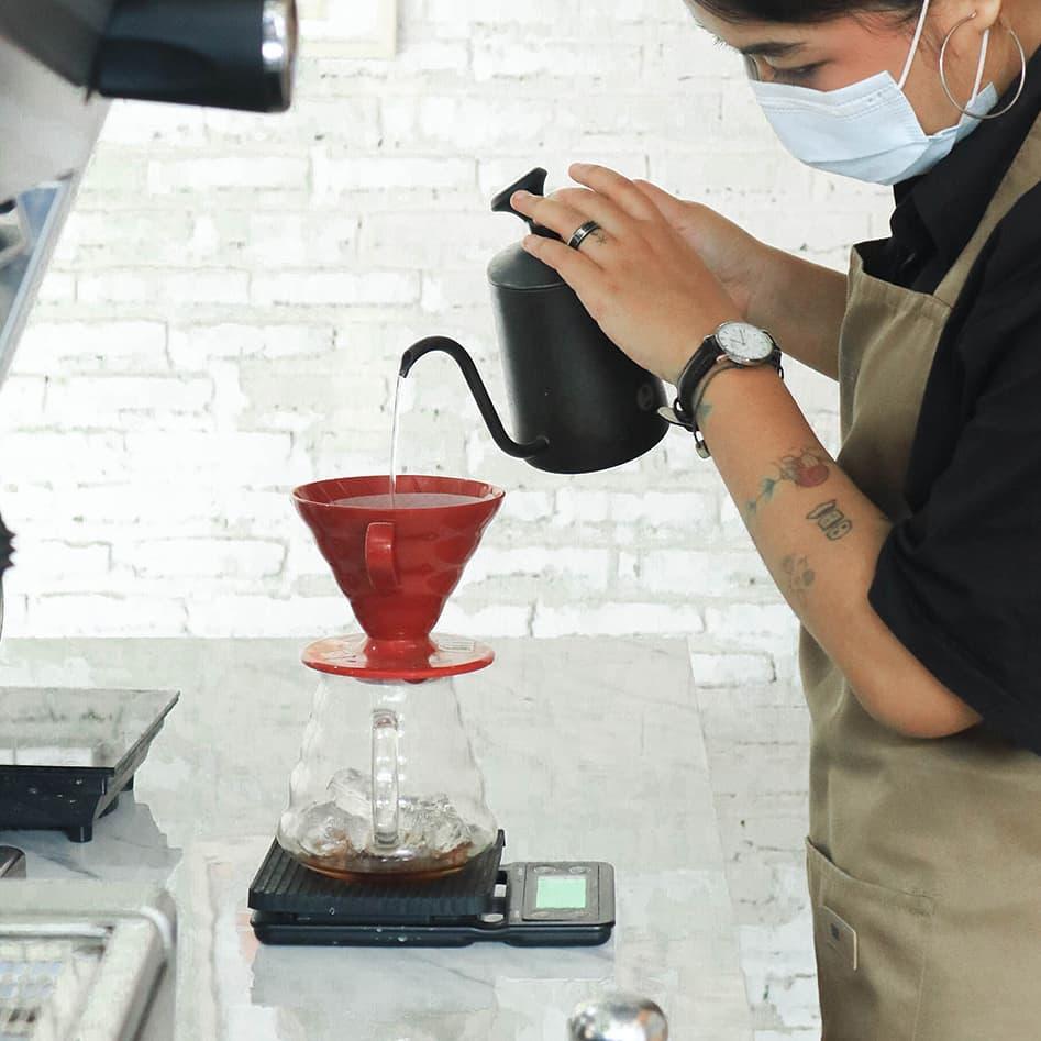 Bekerja Sambil Ngopi di Staco Coffee Bekasi