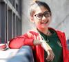 Profil Zahra Muzdalifah, Srikandi Sepak Bola