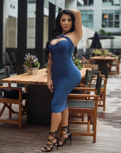 Model Stephanie Palomares, Miliki Tubuh Seksi Karena Bercinta