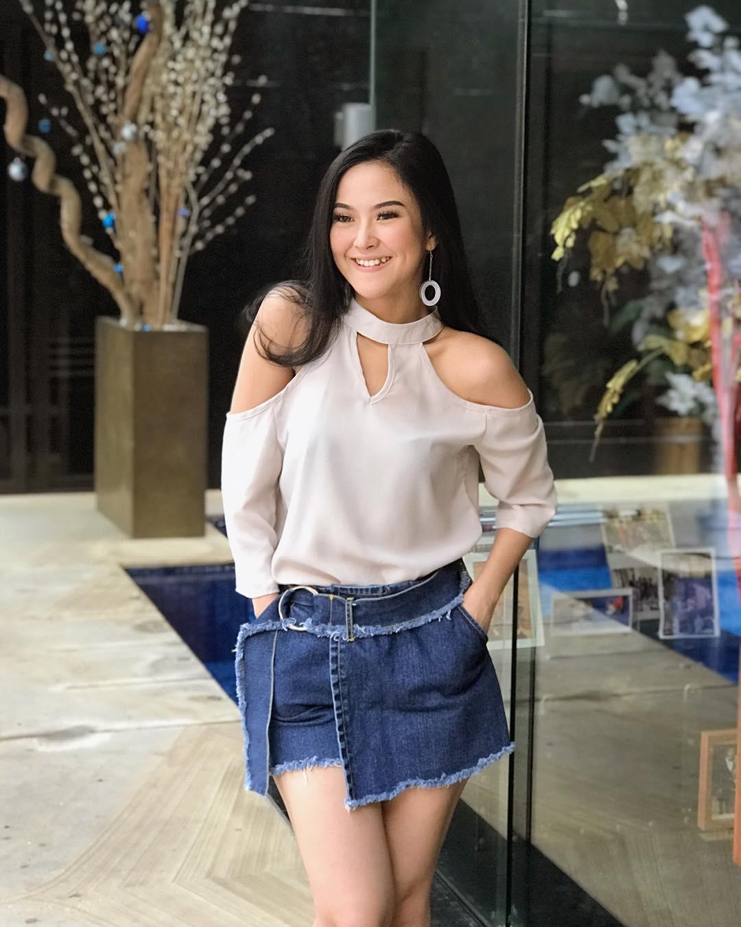 Gabriella Larasati, Artis Indonesia yang Cantik dan Multitalenta