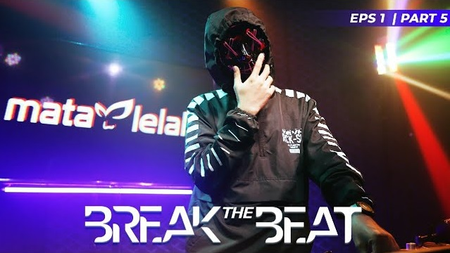 "DJ ""SPACE X"" LIVE JUNGLE DUTCH STUDIO 2 MATA LELAKI"