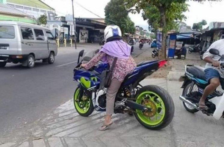 Inilah Keresahan Para Rider Pria Ketika di Jalan