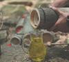 Sensasi Menikmati Bir dari Batang Bambu