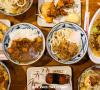 Marugame Udon, Menikmati Udon Nikmat Dengan Tempura Khas Jepang