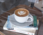 Baca Buku Sambil Ngopi di Blanco Coffee and Books