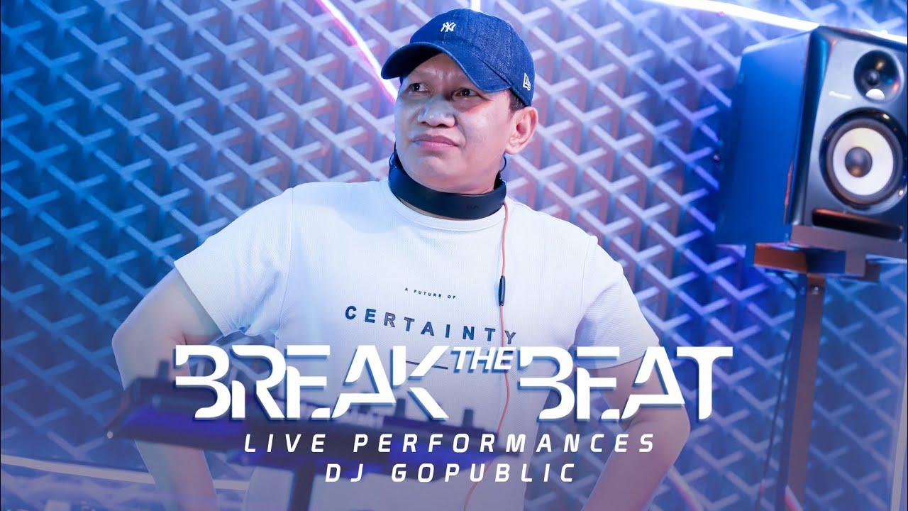 """DJ FARRA JULIUS """"BREAK THE BEAT"""" SEGMEN 1/3 PERFORM RESIDENT DJ- LIVE STUDIO 2 MATALELAKI 12/12/2019"""