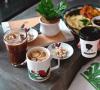 Kopi Susu Bu Lurah Fatmawati, Cafe Dengan Menu Jajanan Traditional