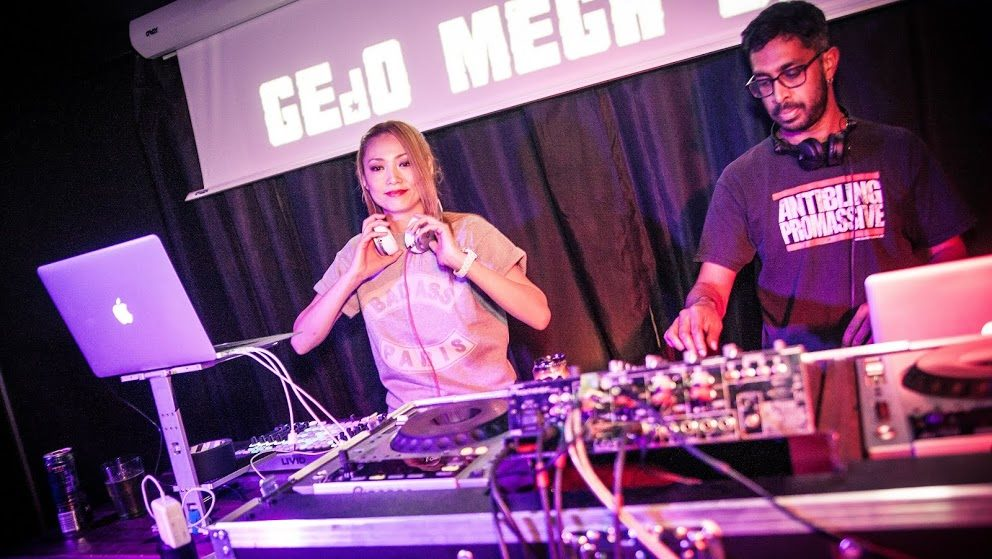 DJ Mayumi Kai, Janda dari Keith Flint