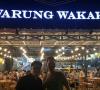 Warung Wakaka Muara Karang, Tempat Nongkrong Dengan Menu Kekinian