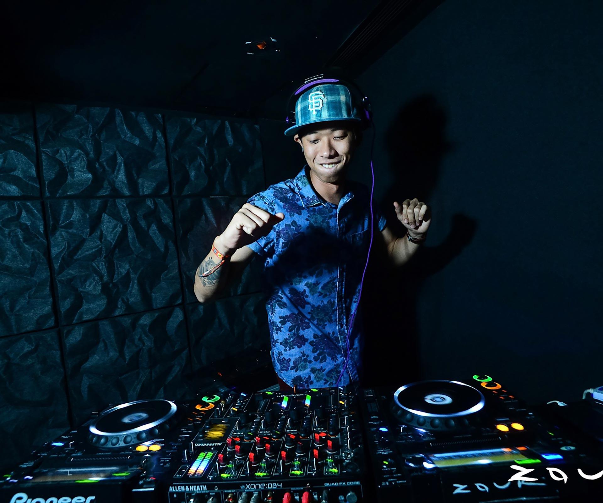 Zouk DJ