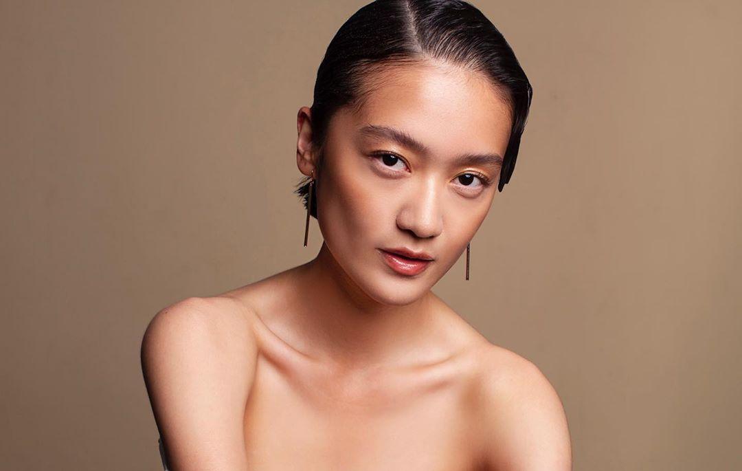 Keeran Hapukh Nathan, Model Imut dan Cantik Pemenang Gadis Sampul