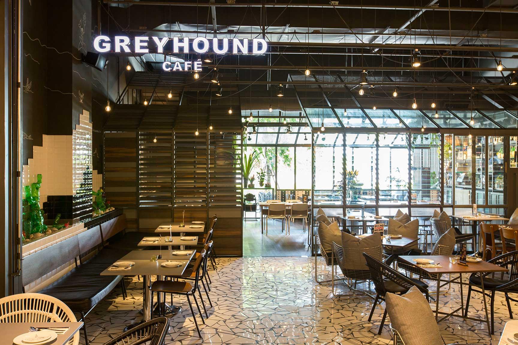 Greyhound, Cafe di Senopati dengan Nuansa Kekinian