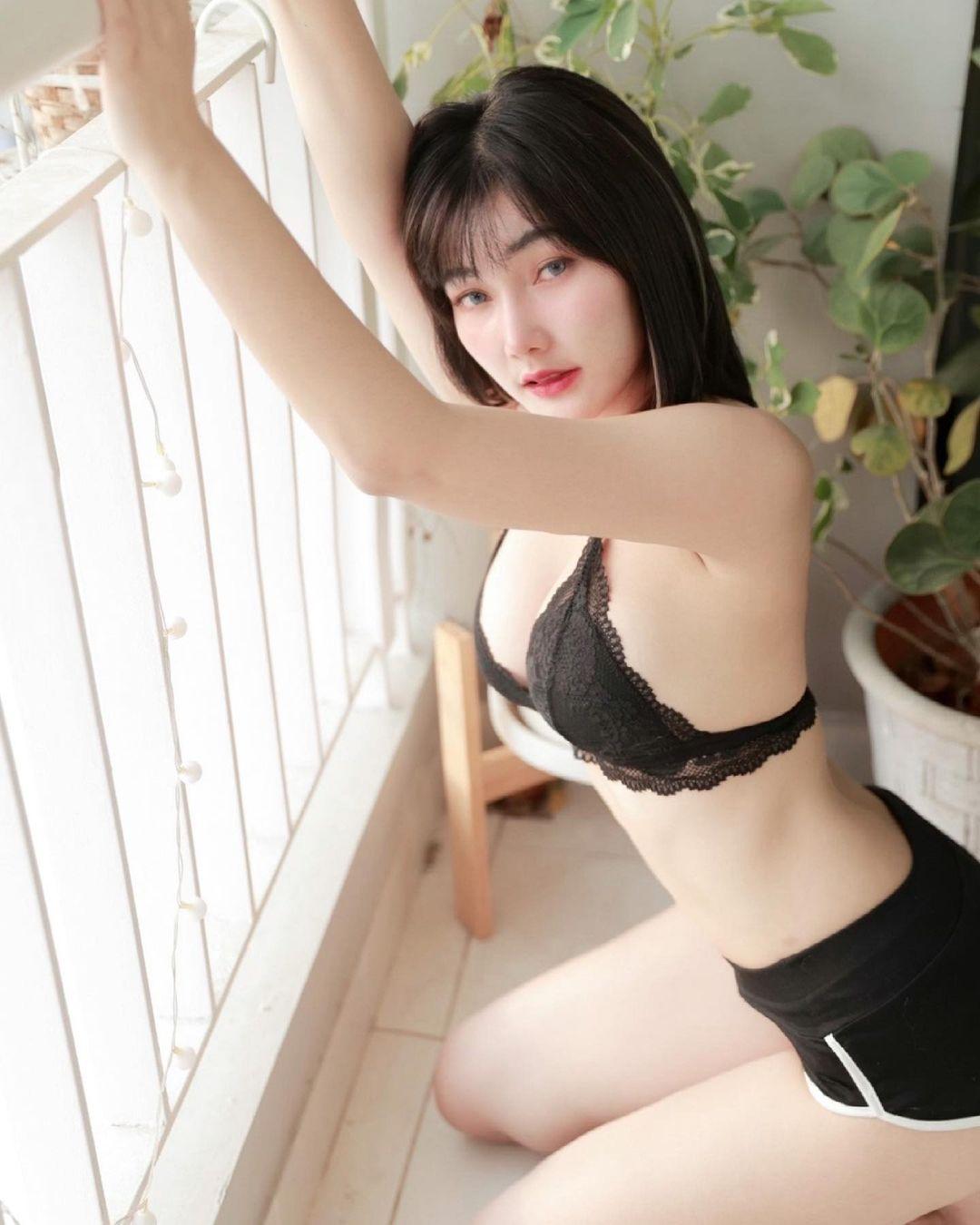 Danita Yordmuang, Model Thailand yang Hobi Tampil dengan Bikini