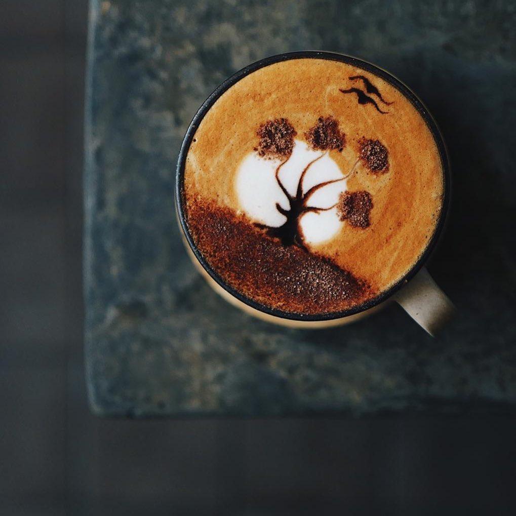 The Coffee Library, Menikmati Kopi dengan Budget Backpacker