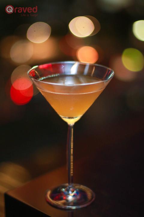 4 Minuman yang Akan Membuat Anda Betah di Burgundy Lounge and Bar