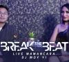 """DJ MOY YI """"BREAK THE BEAT"""" - SEGMEN 3/3 WAWANCARA - LIVE STUDIO 2 MATALELAKI 19/12/2019"""