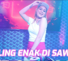"DJ JENNIFER "" PALING ENAK DI SAWER"" - STUDIO 2 MATALELAKI"
