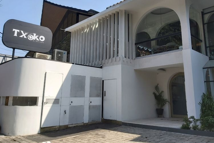 Restoran Txoko, Sensasi Kuliner Mediterania Modern