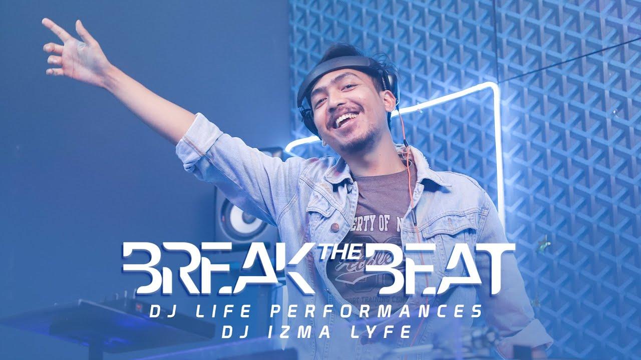 "DJ LIVE BREAKBEAT IZMA LYFE ""BREAK THE BEAT"" - LIVE STUDIO 2 MATALELAKI 09/01/2020"