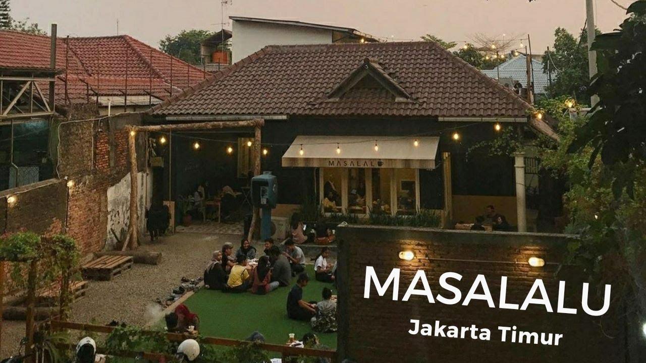 MASALALU CAFE - JAKARTA TIMUR