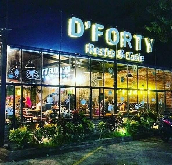 Cafe Hits Asyik Buat Hangout di Cirebon