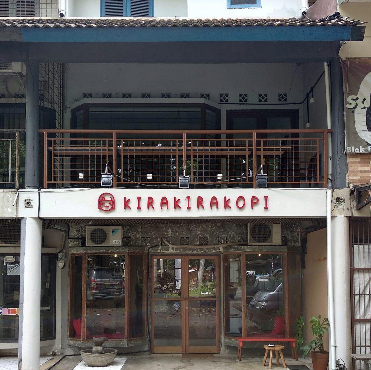 Kirakira Kopi, Cafe yang Bersahabat untuk Anak-anak