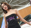 Tanisha Suwandy, Model Asli Melayu Penyuka Mobil GT-R