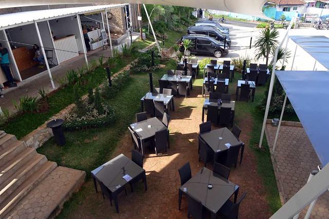 Pavilion Resto and Cafe, Cocok untuk Menikmati Pemandangan Bandar Lampung