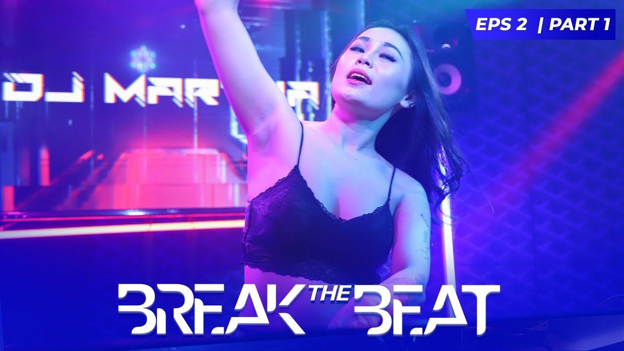 DJ MARTHA BARBELIUS NEW BREAKBEAT 2020 - STUDIO 2 MATA LELAKI