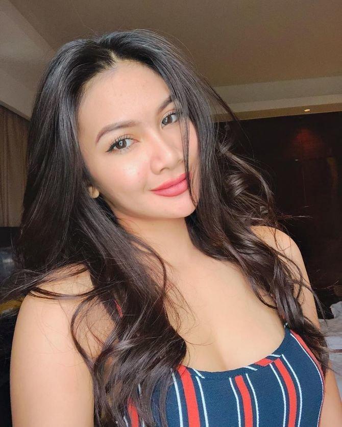 Profile Model Cantik Mirip Dengan Ariel Tatum, Siapakah Dia?