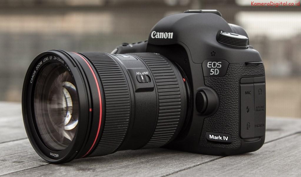 Canon EOS 5D Mark IV, Pilihan Terbaik Fotografer Profesional