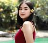 Putry Jeje, Model dan Selebgram Berpenampilan Anggun