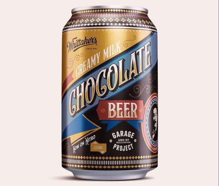Selandia Baru Luncurkan Bir dengan Rasa Cokelat Manis