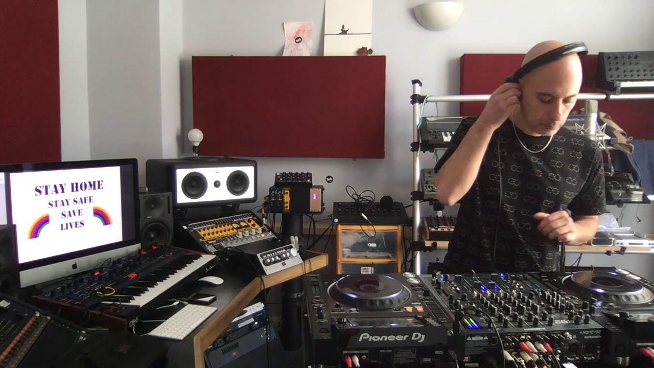 Watch the DJ