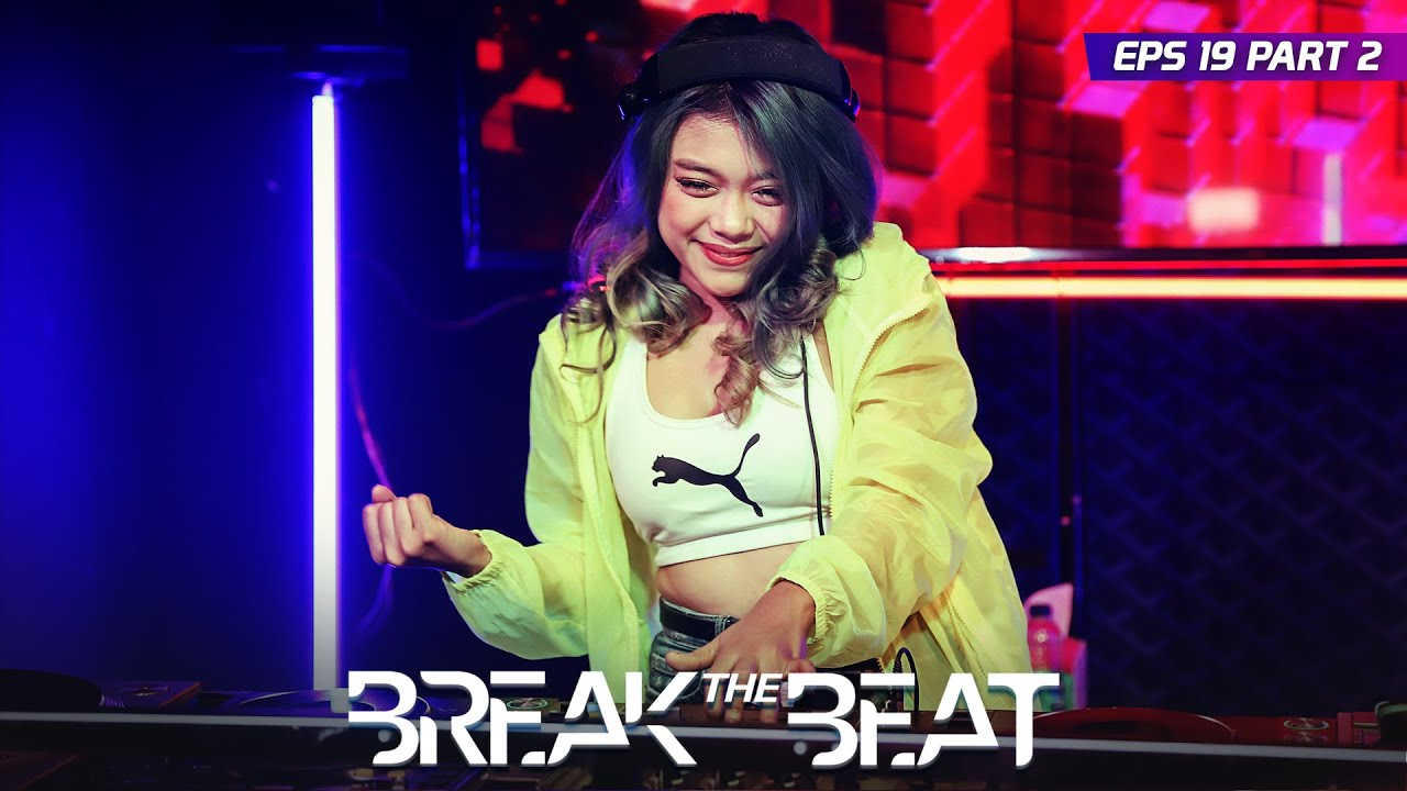 "DJ BREAKBEAT ""DJ ONADA"" JUNGLE DUTCH - LIVE STUDIO 2 MATA LELAKI"