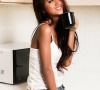 Evi WIjaya, Model Berkulit Eksotis Pendamba Pria Tegas