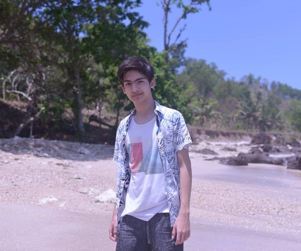 Steven Alvero, Adik Steffi Zamora yang Bisa Jadi Idola
