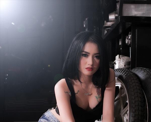 Berkenalan dengan Model Tomboy Aqilla Darwis