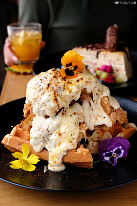 Restoran Pancious, Restoran Dengan Waffle Terbaik Di Jakarta
