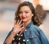 Profil Miranda Kerr Model Papan Atas Istri Bos Snapchat